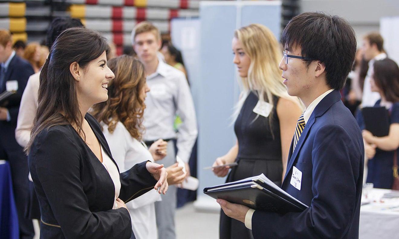 ODU Spring Career Fair (Oct. 2, 2020)