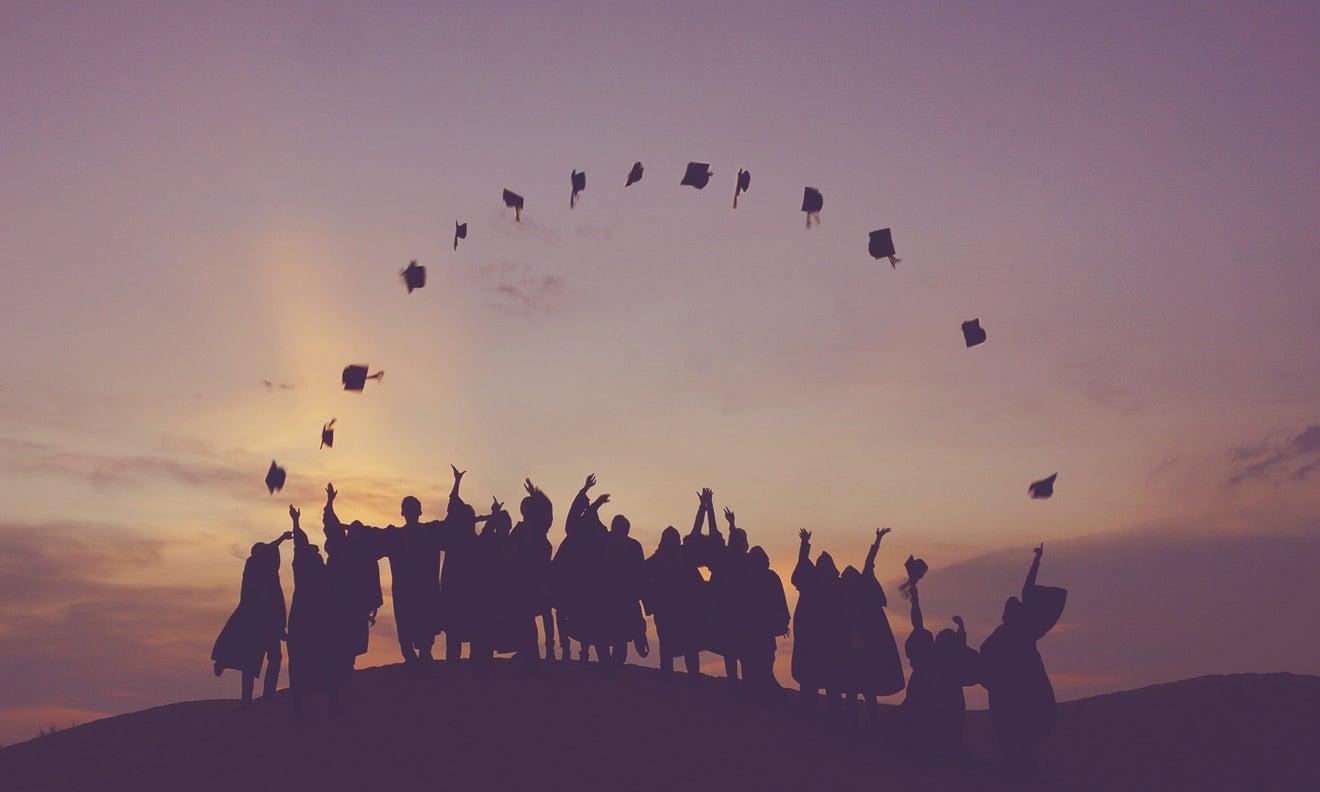 Western Branch High School Graduation