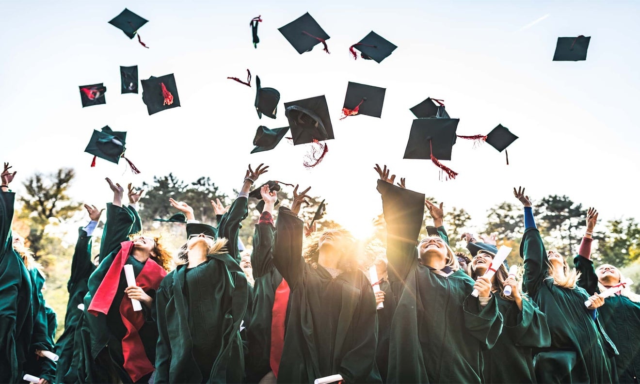 Indian River High School Graduation