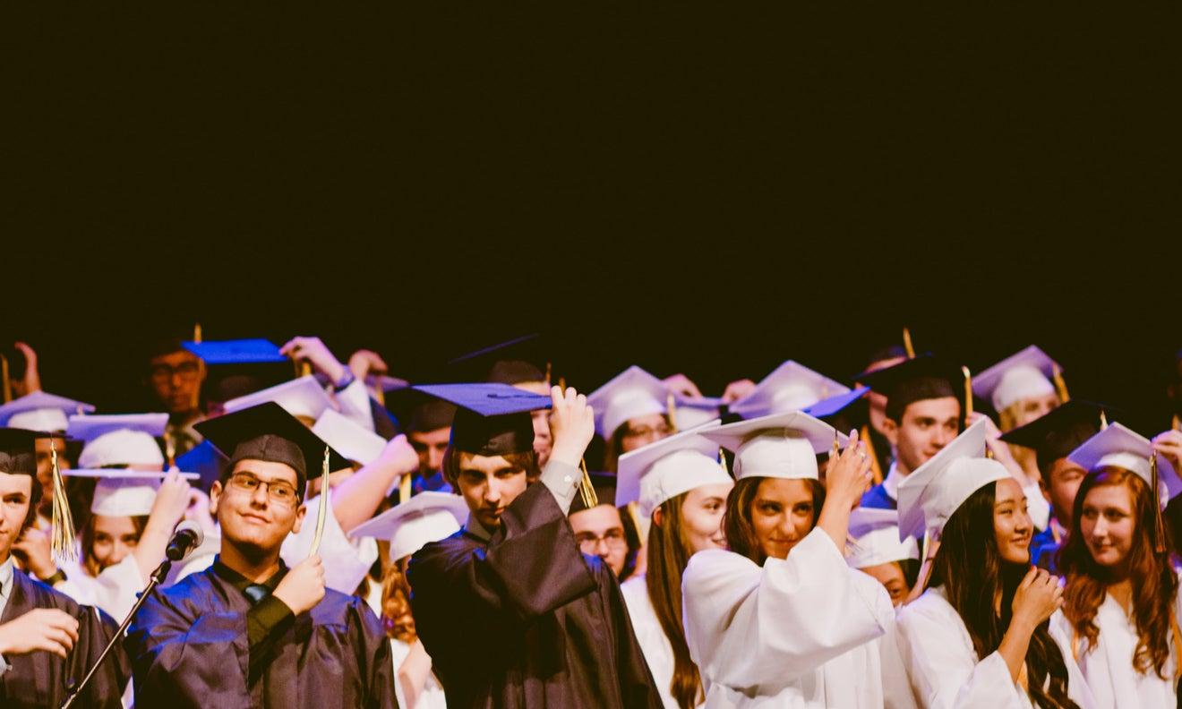 Oscar Smith High School Graduation