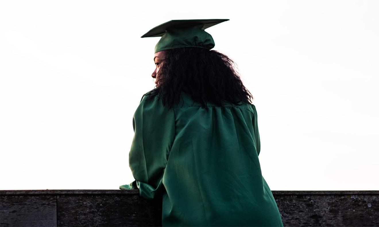 Booker T. Washington High School Graduation