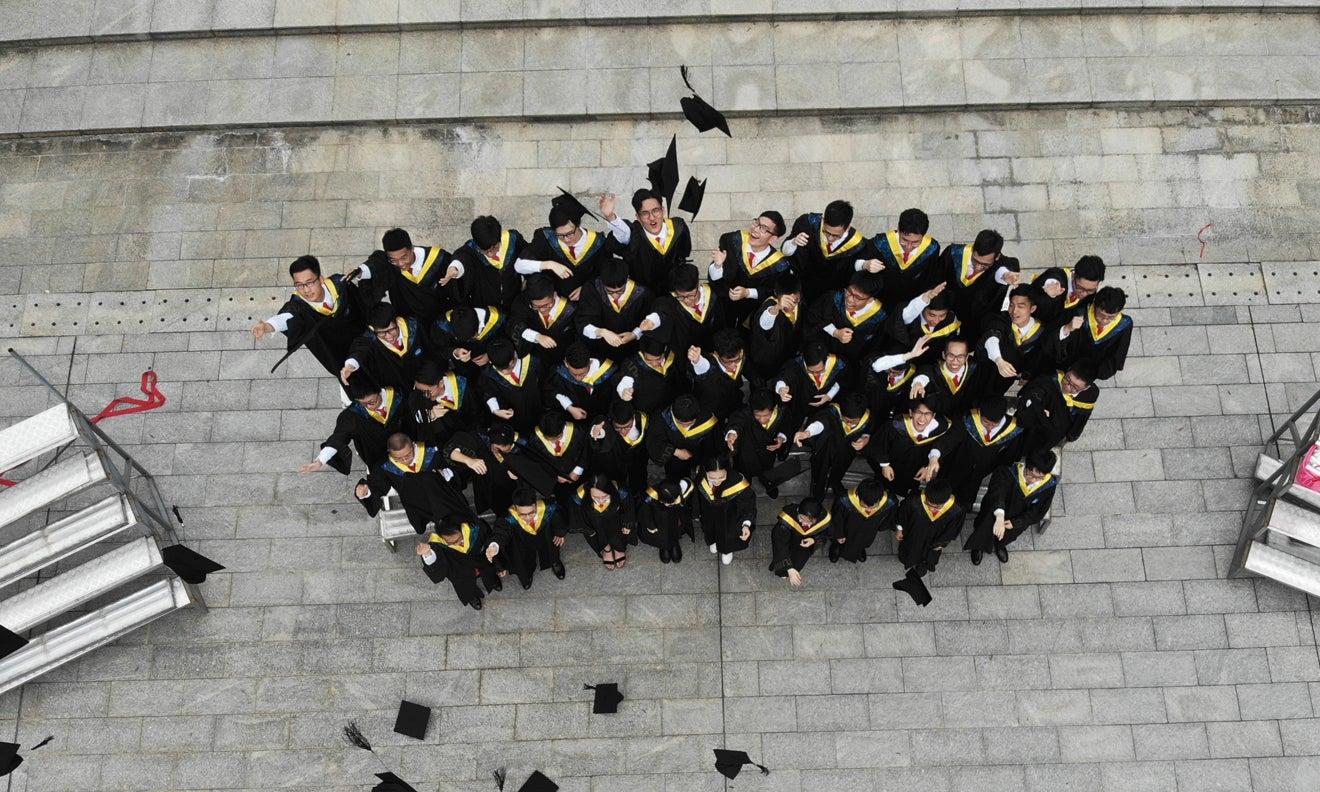 Maury High School Graduation