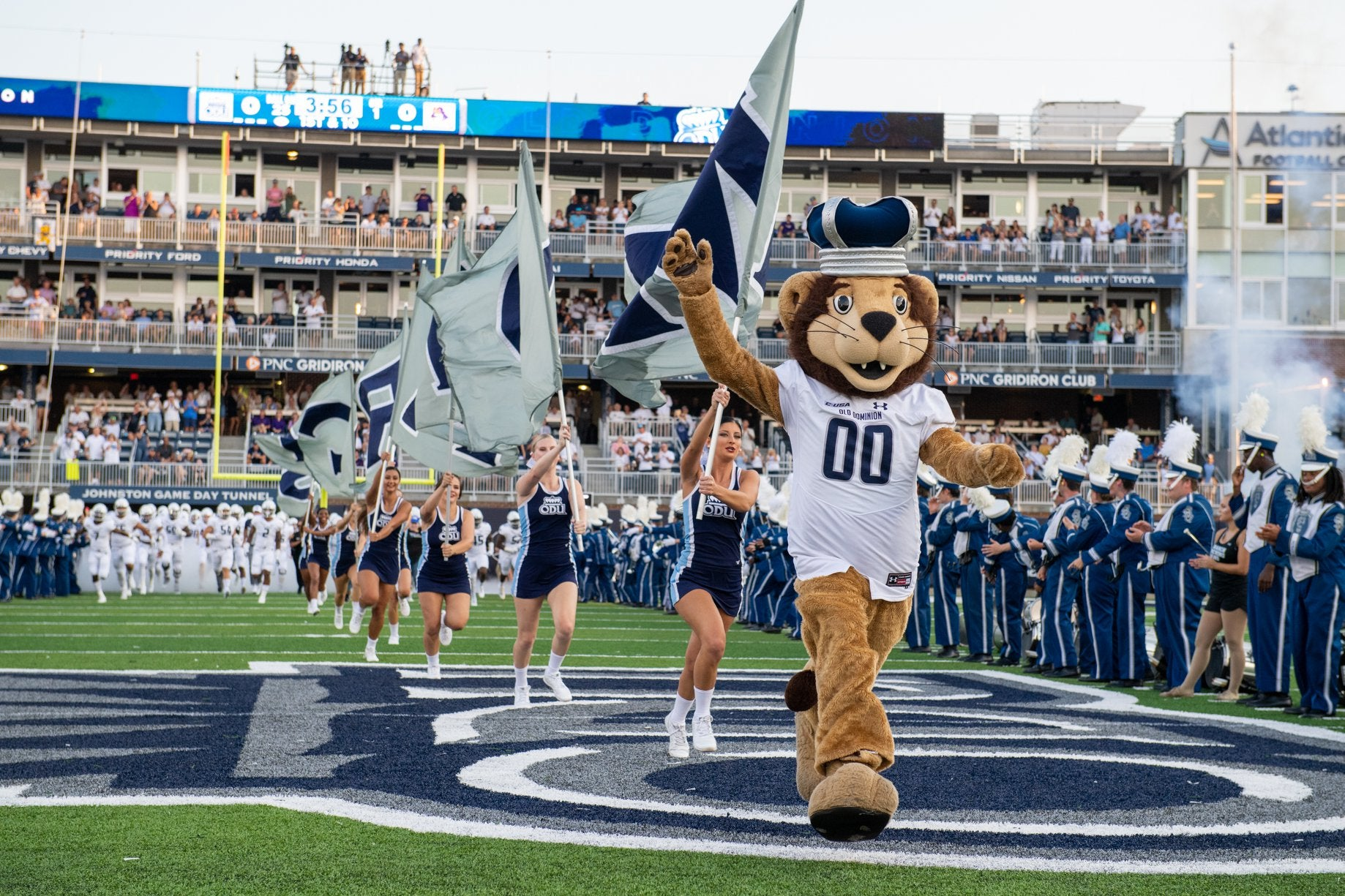 ODU Football vs. UAB