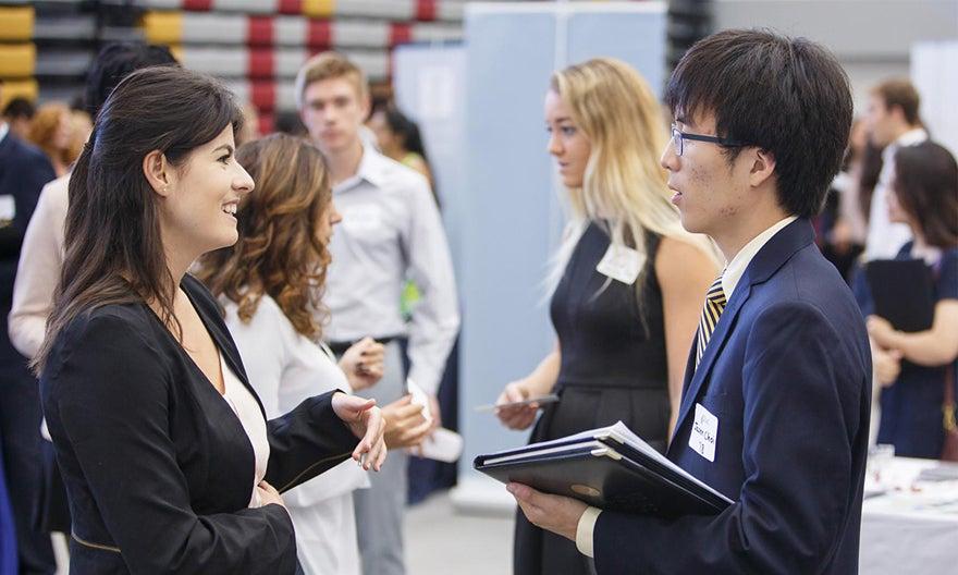 More Info for ODU Spring Career Fair (Oct. 2, 2020)