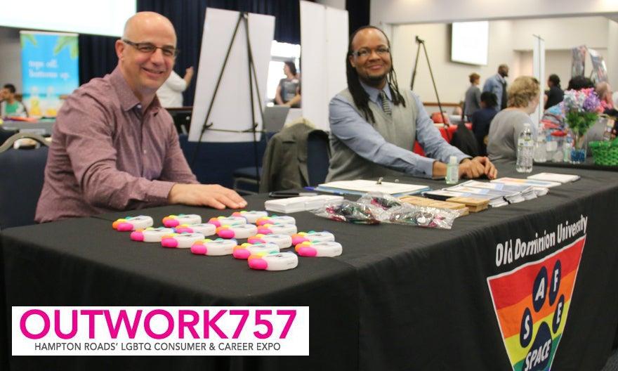 More Info for Outwork757 Hampton Roads' LGBTQ Consumer & Career Expo