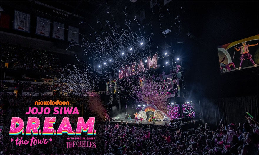 More Info for Nickelodeon's JoJo Siwa D.R.E.A.M The Tour