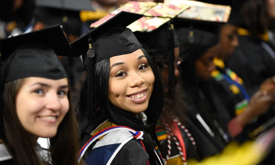 More Info for Arts and Letters Undergraduate Ceremony