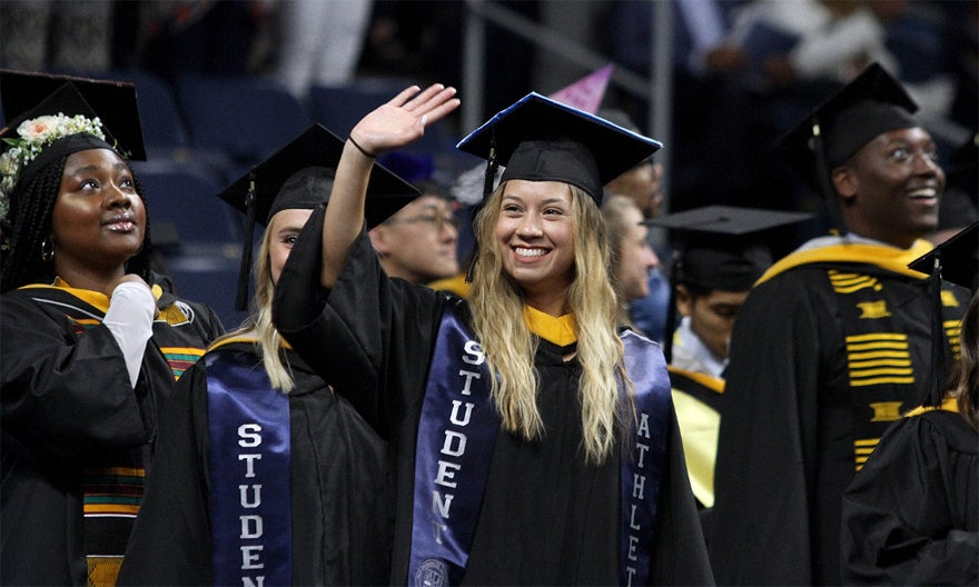 More Info for Strome College of Business and Darden College of Education Undergraduate Ceremony