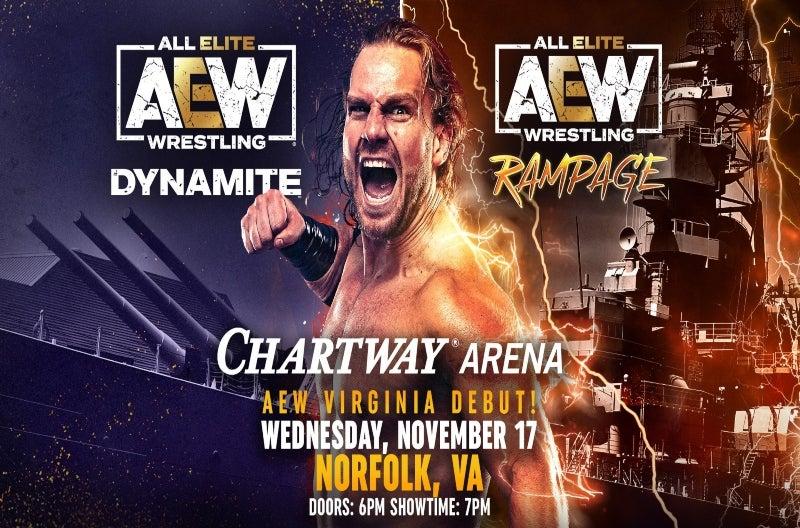 More Info for All Elite Wrestling