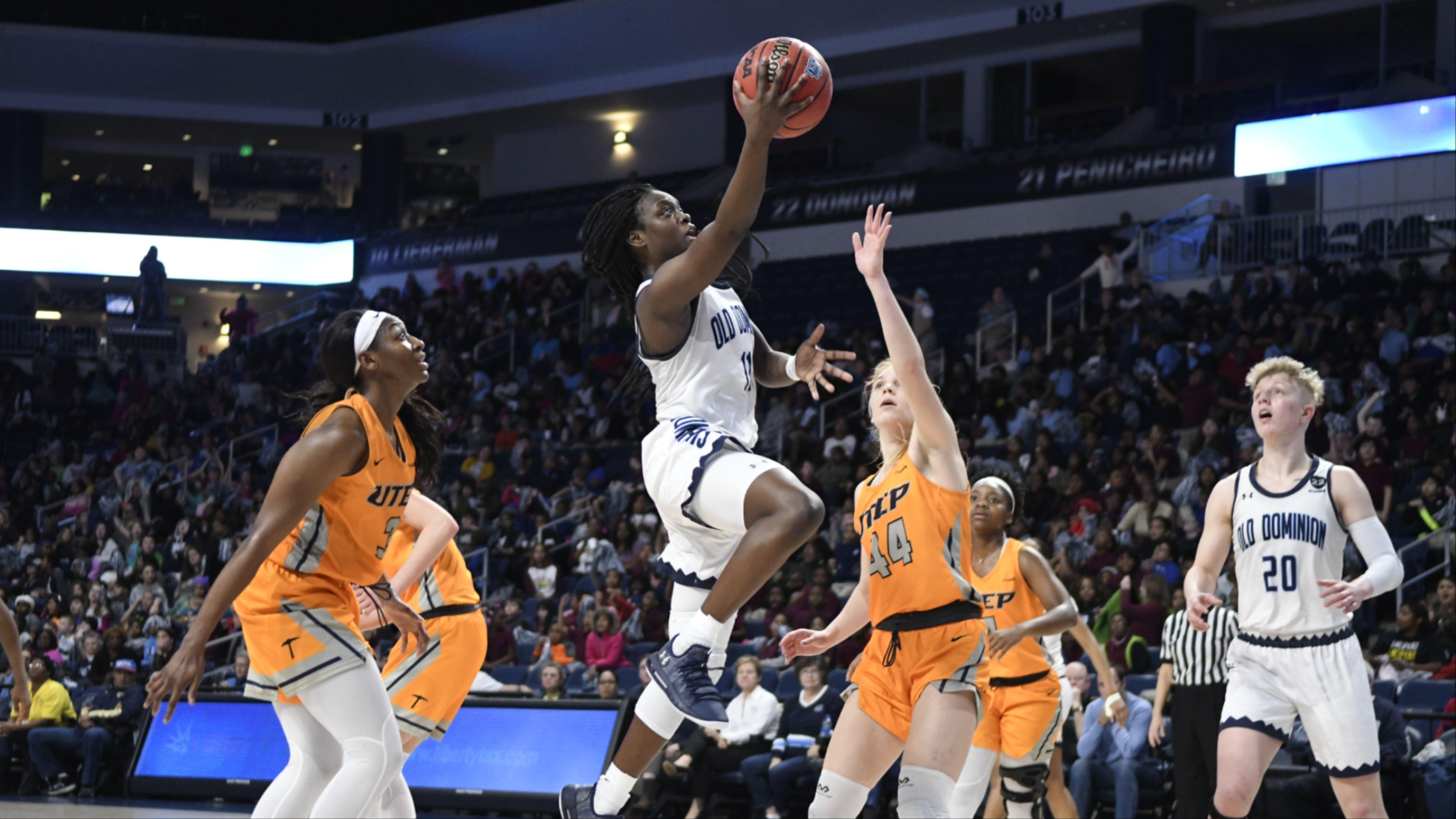 ODU Women's Basketball vs. Charlotte