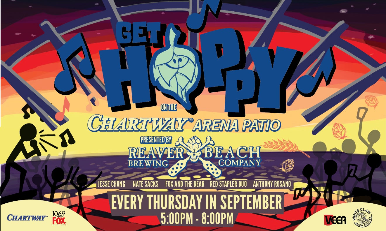 Get Hoppy Happy Hour Presented by Reaver Beach Brewing Co. - Canceled