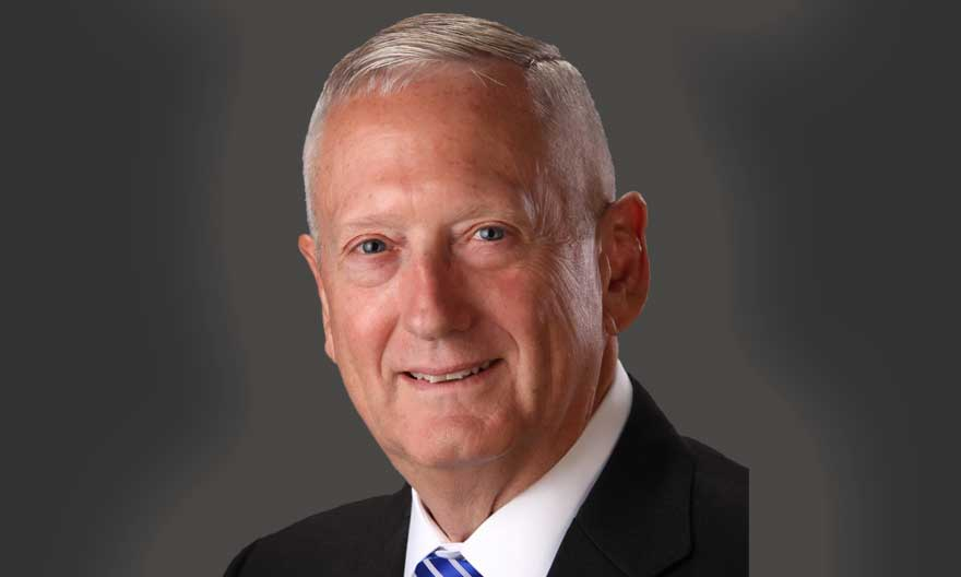 More Info for The Norfolk Forum: Gen. James Mattis