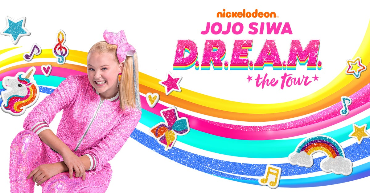 POSTPONED - Nickelodeon's JoJo Siwa D.R.E.A.M The Tour