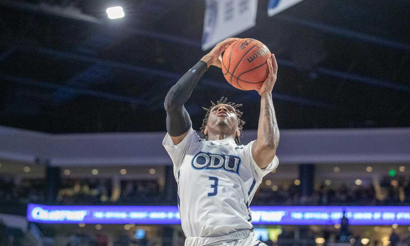 ODU Men's Basketball vs. Middle Tennessee