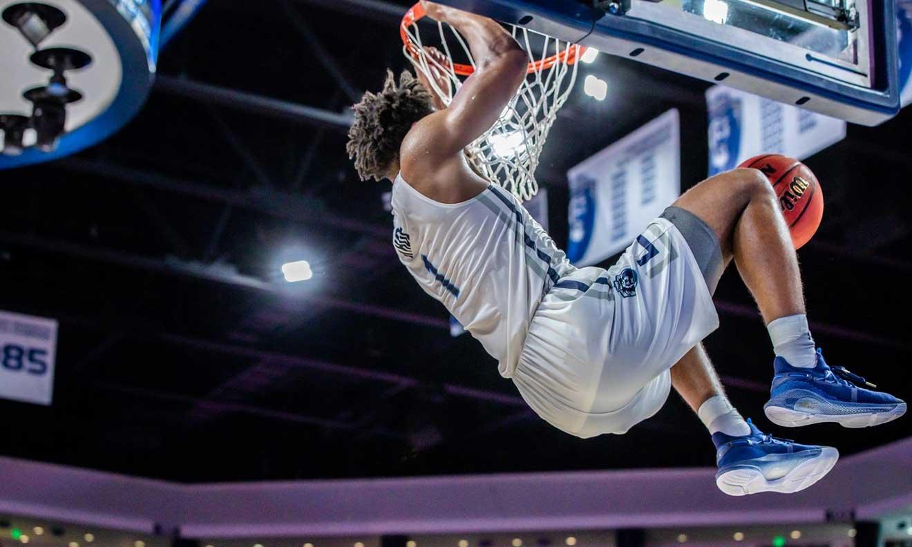 ODU Men's Basketball vs. North Texas