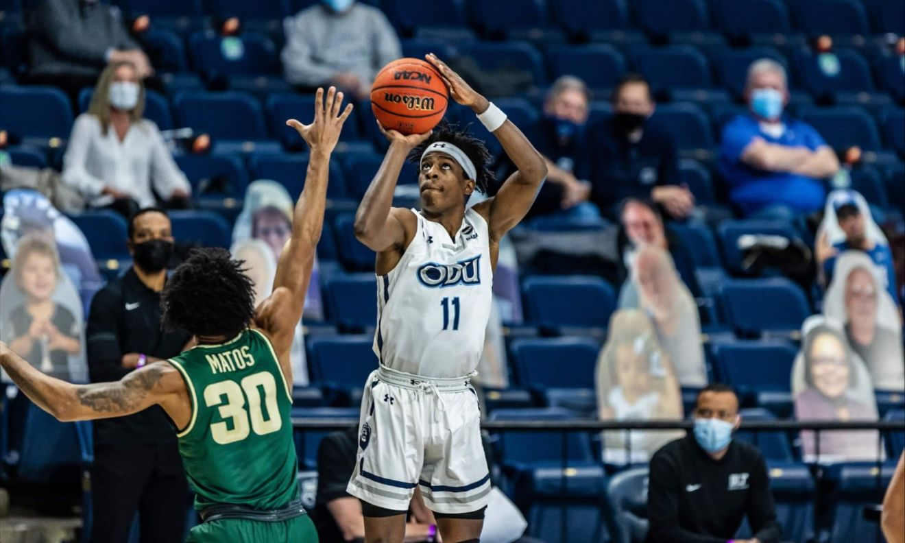 ODU Men's Basketball vs. Charlotte