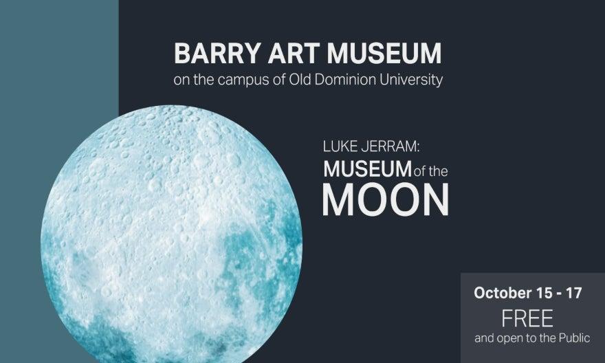 More Info for Luke Jerram: Museum of the Moon