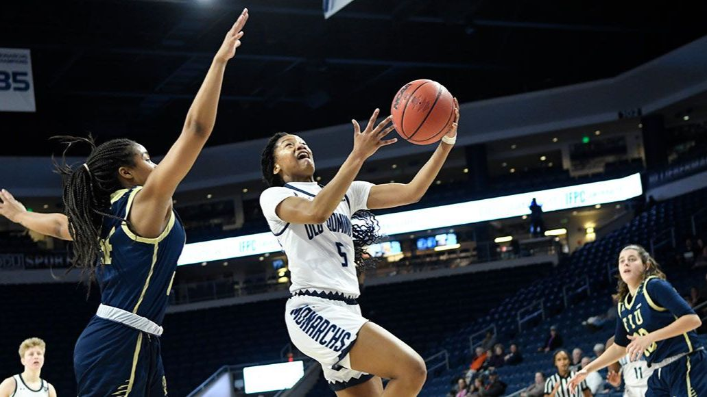 ODU Women's Basketball vs. Western Kentucky