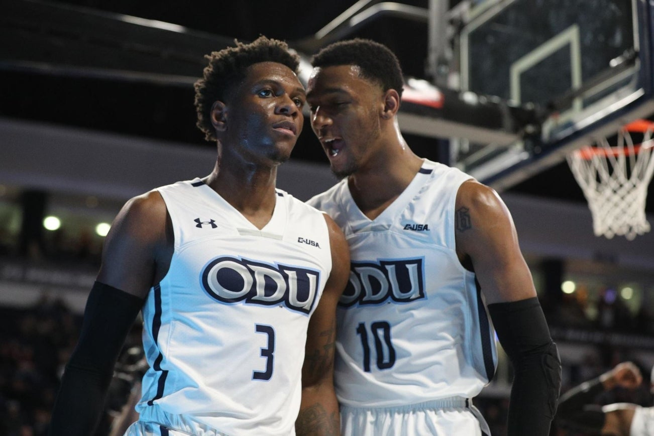 ODU Men's Basketball vs. Elon