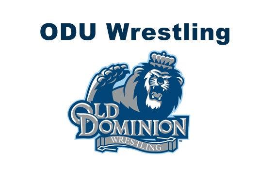 ODU wrestling - Daily Press