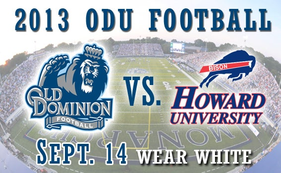 Odu Football Tickets With Access To Blue Room