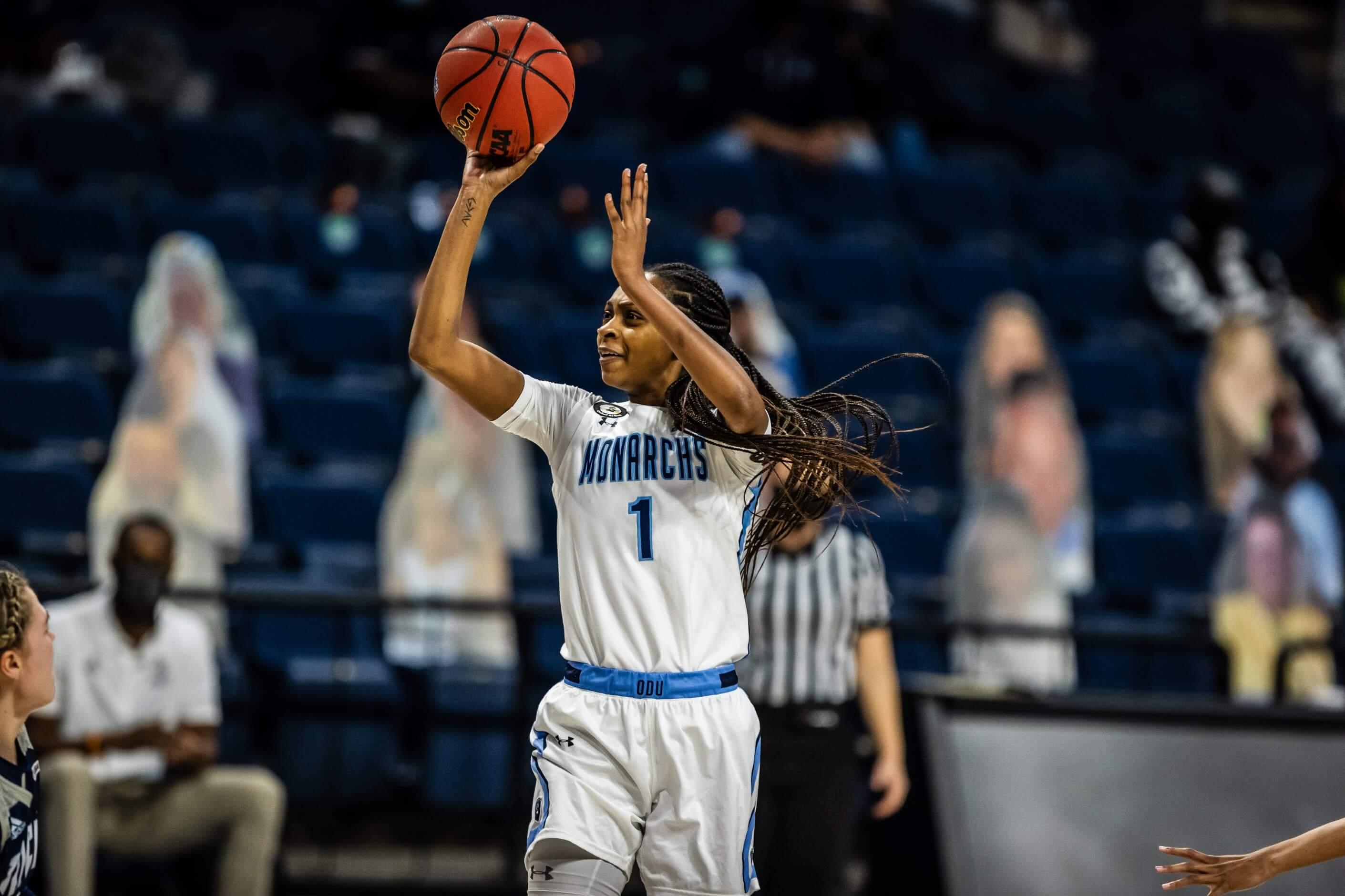 More Info for ODU Women's Basketball vs. South Carolina State