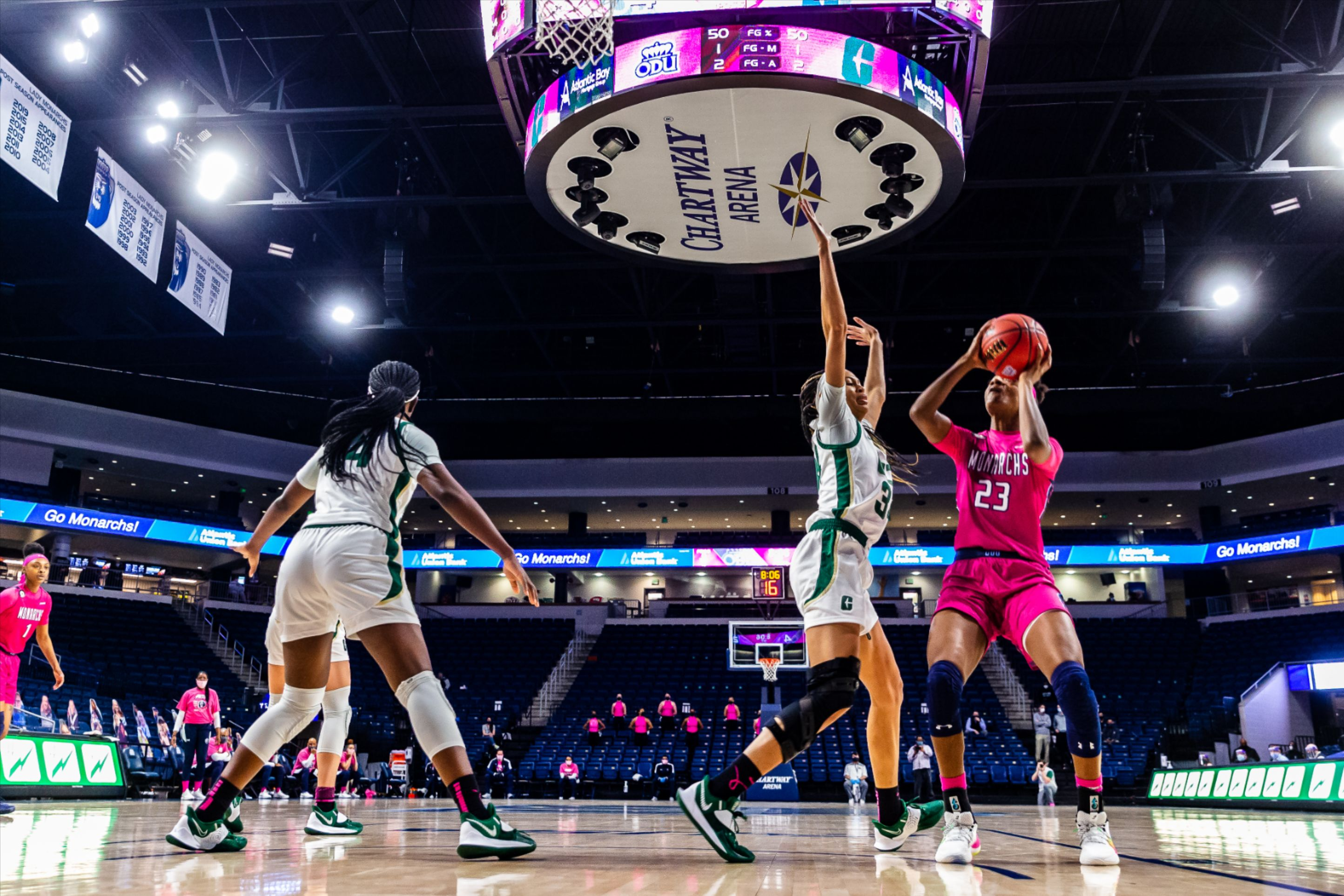 More Info for ODU Women's Basketball vs. Bowie State