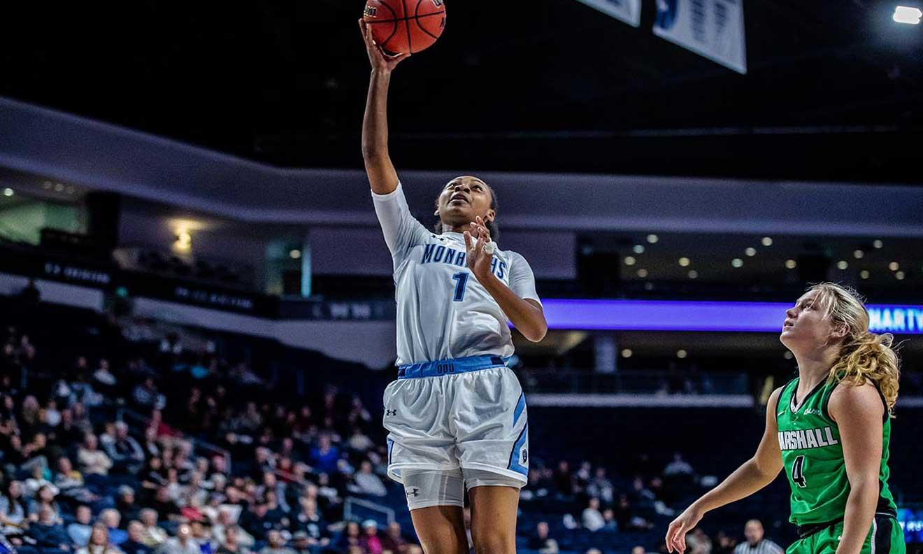 ODU Women's Basketball vs. Western Kentucky