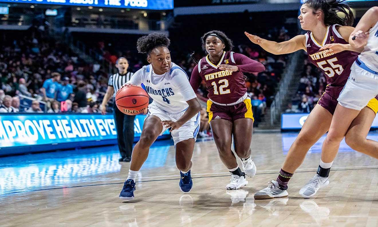 ODU Women's Basketball vs. UAB