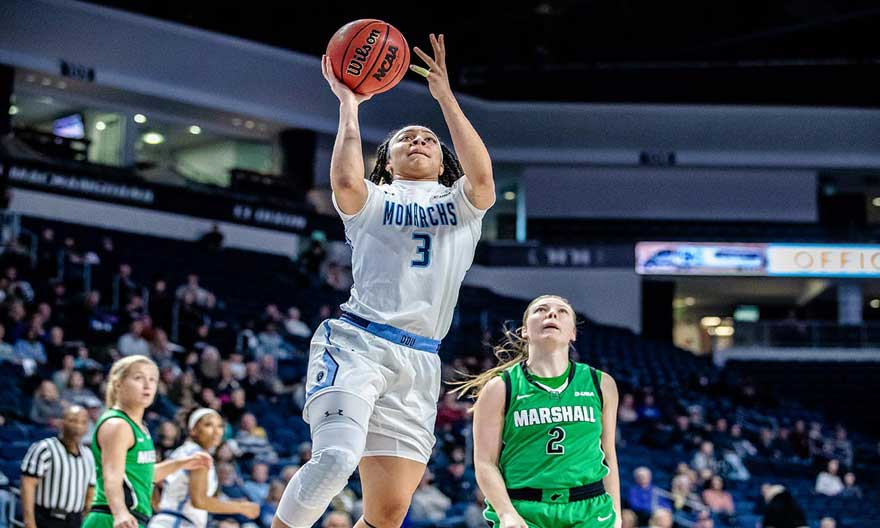 More Info for ODU Women's Basketball vs. William & Mary