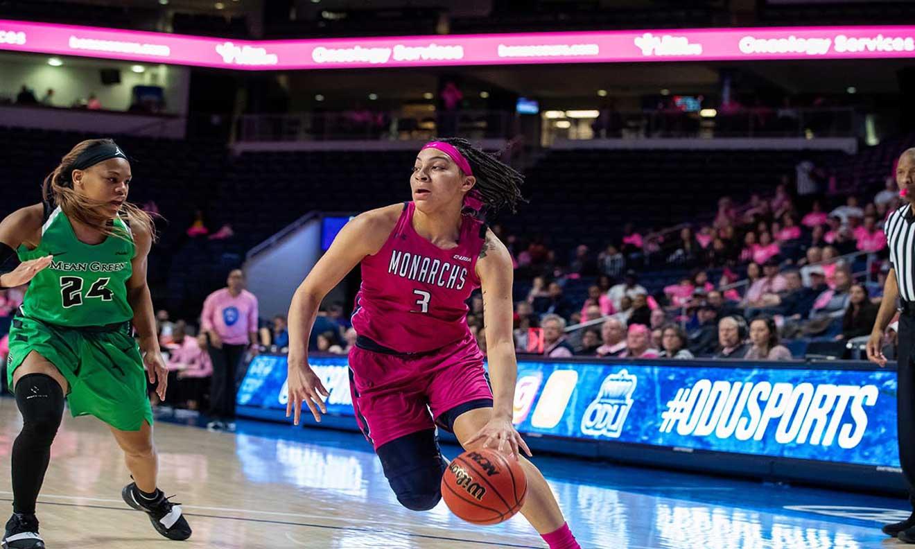 ODU Women's Basketball vs. Rice