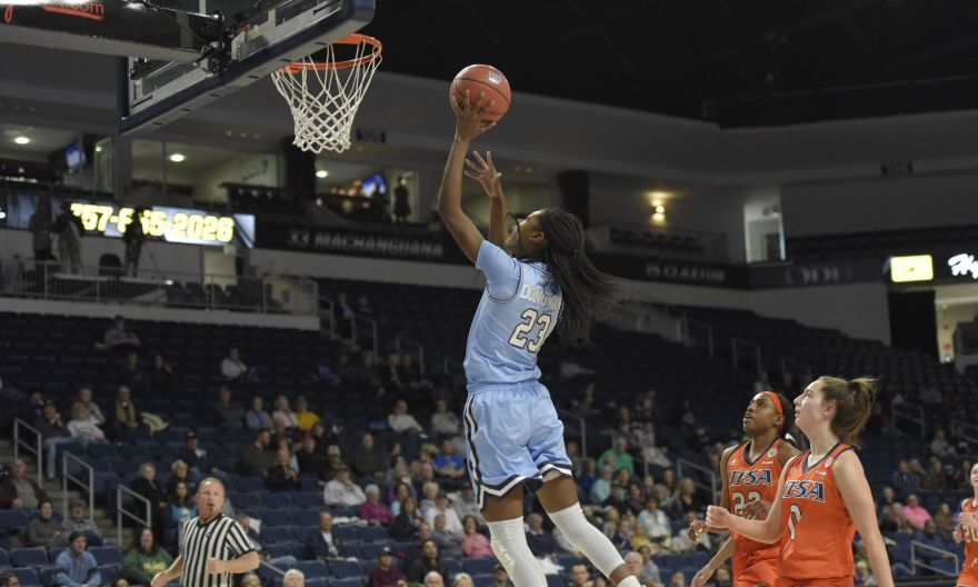 More Info for ODU Women's Basketball vs. Rice