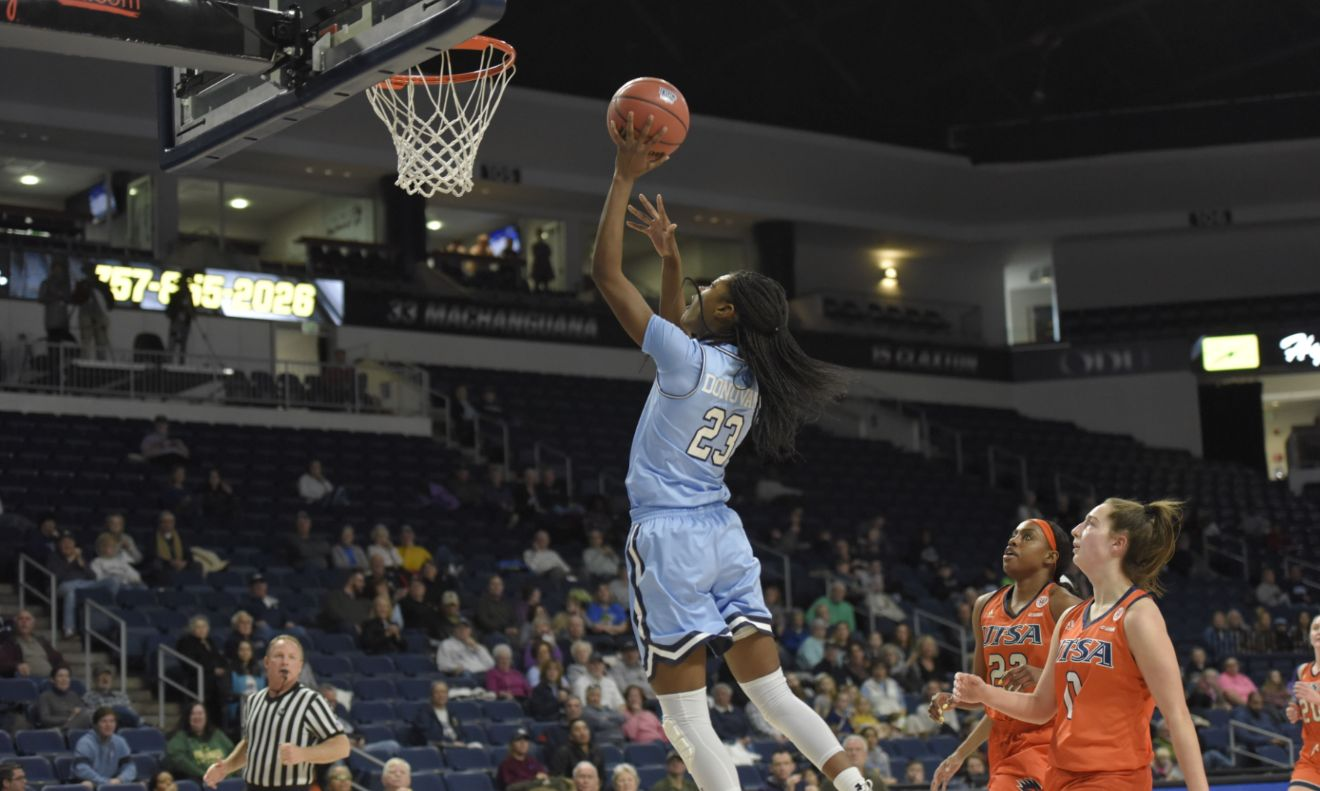 ODU Women's Basketball vs. Rice