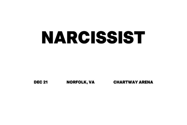 More Info for Playboi Carti: NARCISSIST Coming To Chartway Arena December 21