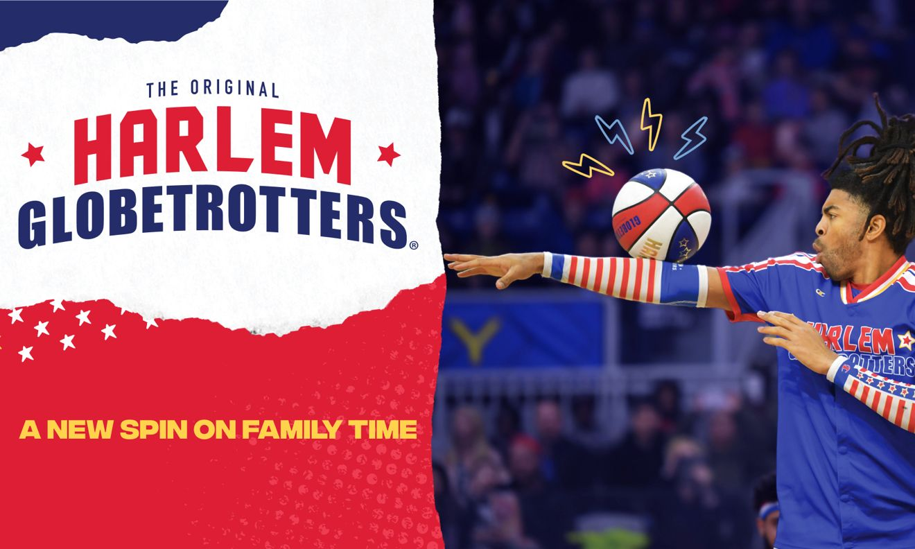 POSTPONED - Harlem Globetrotters
