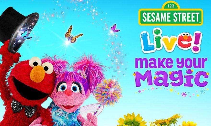 More Info for Sesame Street Live: Make Your Magic