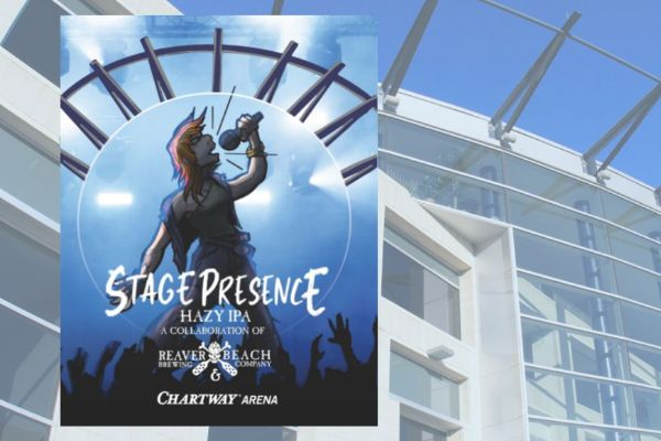 More Info for Chartway Arena Launches Stage Presence, The Official Beer Of Chartway Arena